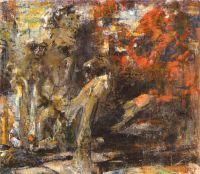 Голод. Эскиз (1921)