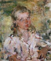 Девочка. Этюд (1910-е)