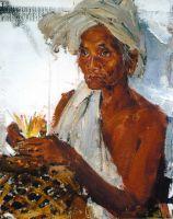 Женщина с острова Бали (После 1938) 2