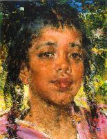 Мексиканская девочка (После 1936)