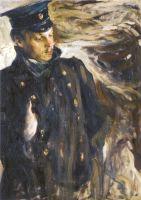 Портрет архитектора С.О.Овсянникова (1907—1908)