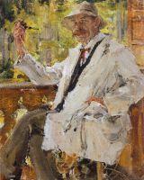 Портрет В.С.Богатырева (1916)