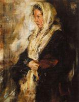 Портрет девушки (Внаем) (1900-е до 1908)
