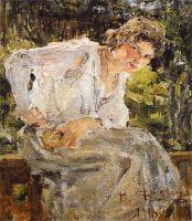 Портрет молодой женщины (Натальи Подбельской) (1916)