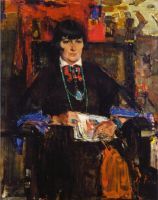 Портрет Мэйбл Додж Люхан (1927-1933)