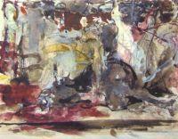 Эскиз к картине Бойня (1910-е)