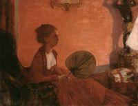 Мадам Камю (1869-1870) (72.7 х 92.1) (Вашингтон, Нац. галерея)