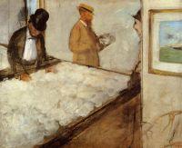 Торговцы хлопком в Новом Орлеане (1873) (Гарвардский унив-т, музей Фогга)