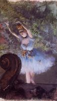 Танцовщица (1877-1878) (частная коллекция)