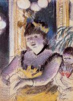 Певица в кафешантане (1879) (Пасадена, Музей Нортона Саймона)