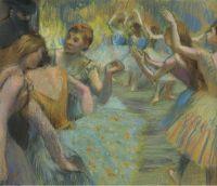 Балет (1885) (частная коллекция)