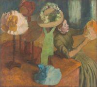 Магазин дамских шляп (1879-1886) (100 х 110.7) (Чикаго, Институт искусств)