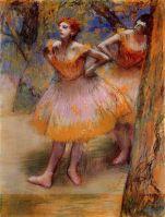 Две танцовщицы (1893-1898) (Чикаго, Институт искусств)