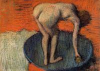 В тазу (1900) (Глазго, Галерея и музей искусства)