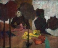Модистки (от 1882 до 1905) (60 х 74.9) (Лос-Анжелес, Музей Пола Гетти)