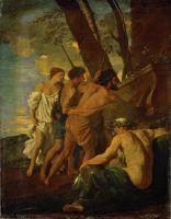 Аркадские пастухи (1630) (101 х 82) (Дербишир, Четвортс)