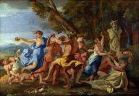 Вакханалия перед термой Пана (1632-1633) (Лондон, Нац. галерея)