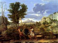 Времена года. Осень или Дары земли обетованной (между 1660 и 1664) (118 х 160) (Париж, Лувр)