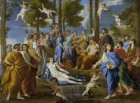 Парнас (1630-1631) (145 х 197) (Мадрид, Прадо)