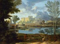Пейзаж (1651) (Лос-Анжелес, музей Пола Гетти)