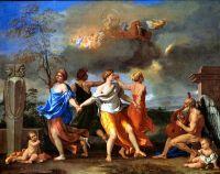 Танец под музыку Хроноса (ок.1640) (82,5 ? 104) (Лондон, коллекция Уоллеса).