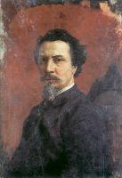 Автопортрет (после 1876)
