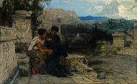 Ночь в Помпеях. 1879