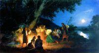 Ночь накануне Ивана Купалы. 1880-е