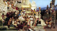 Светочи христианства (Факелы Нерона). 1882. Холст, масло