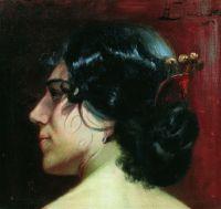 Тени волос. Последняя четверть XIX века
