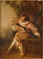 Меццетен(ок.1715) (24 х 17.5) (Шантильи, музей Конде)
