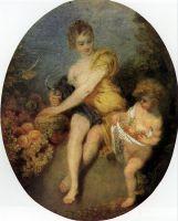 Осень (ок.1715) (48 х 41) (Париж, Лувр)