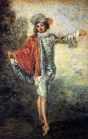 Равнодушный (случайный любовник) (ок.1717) (26 х 19) (Париж, Лувр)