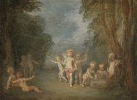 Царство амуров (13 ? 17,8) (частная коллекция)