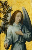 Ангел (1475-1480) (17 х 10) (Париж, Лувр)
