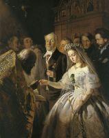 «Неравный брак», В.Пукирев