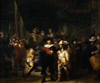 «Ночной дозор», Рембрандт, 1642,