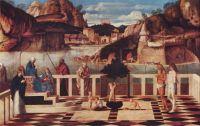 «Озерная мадонна», Джованни Беллини, ок. 1490,