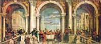 «Пир в доме Левия», Веронезе