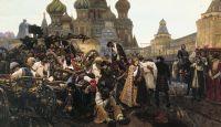 «Утро стрелецкой казни», Василий Суриков, 1881