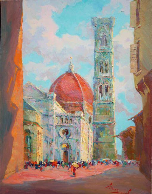 Собор Санта Мария дель Фьёре.