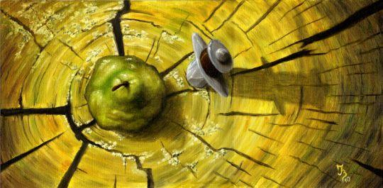 Почти в яблочко