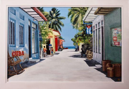окраина Гаваны