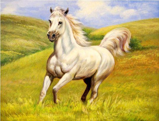 Конь.худ. Р.Смородинов