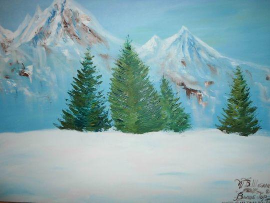 Выше гор могут быть только горы