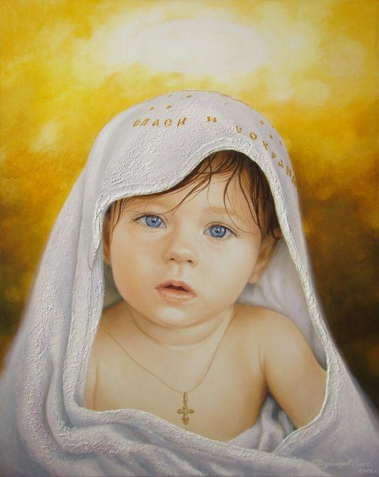 Крещение,Анна.