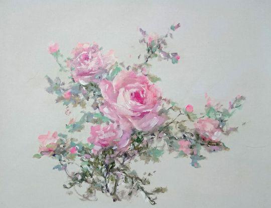 Розы.худ.Р.Смородинов