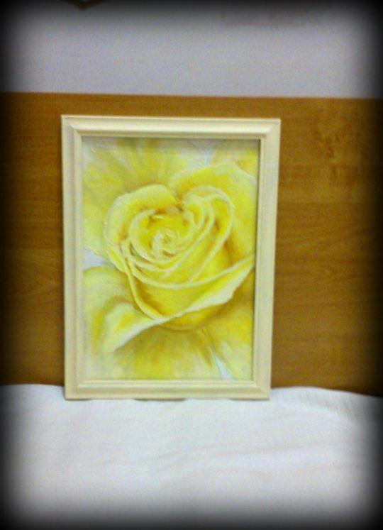"""""""Желтая роза"""""""
