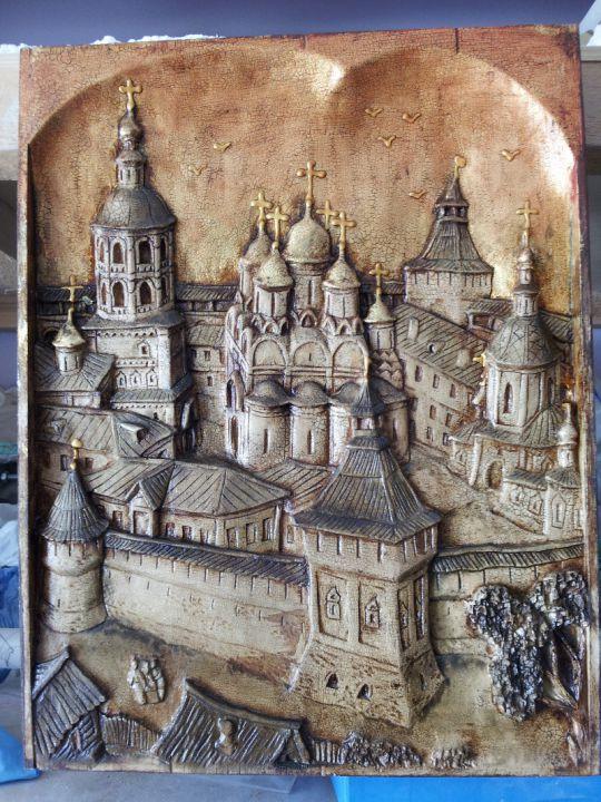 Свято-Пафнутьев монастырь в Боровске
