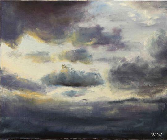 Облака в июле